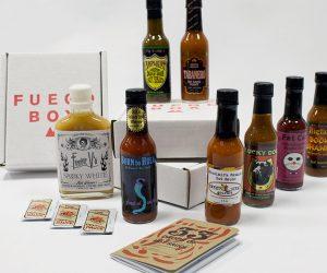 Fuego Box Hot Sauces