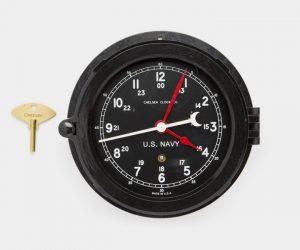 The Mechanical Chelsea Deck Clock