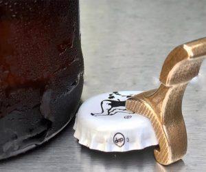 Throttle Bottle Opener
