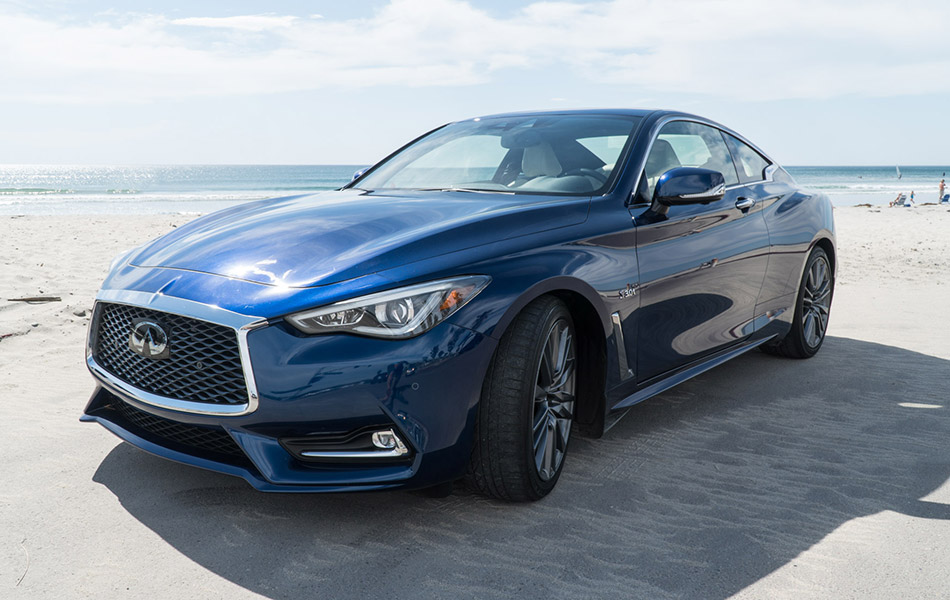 2017 infiniti q60 red sport 400 gearculture. Black Bedroom Furniture Sets. Home Design Ideas