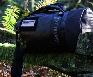 Dave JR 2.0 World's Tougest EDC Duffel Bag