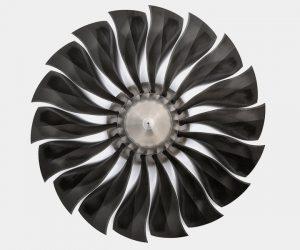 Aviation Furniture Jet Engine Ceiling Fan