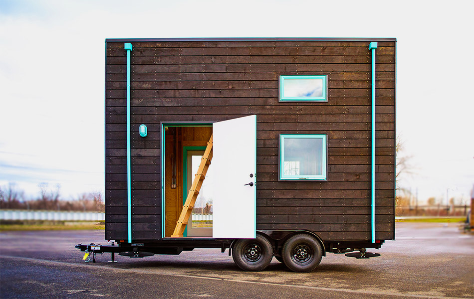Bunk Box Tiny House DIY Plans