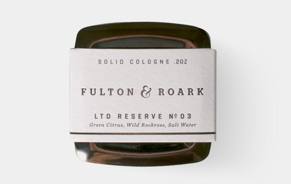 Fulton & Roark Captiva Cologne