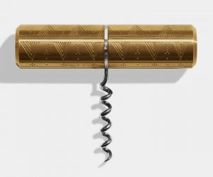 Saved Wines x Shinola Corkscrew