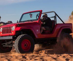 Jeep Shortcut