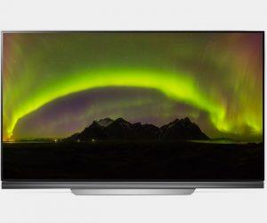 LG E7 OLED 4K HDR Smart TV