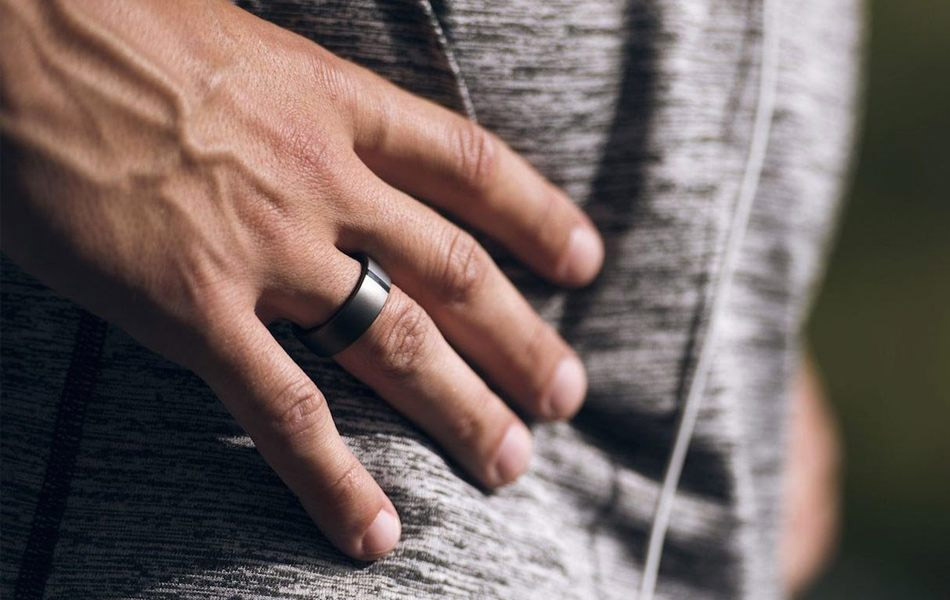 Motiv Activity Tracker Ring