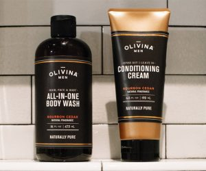Olivina All-in-One Body Wash