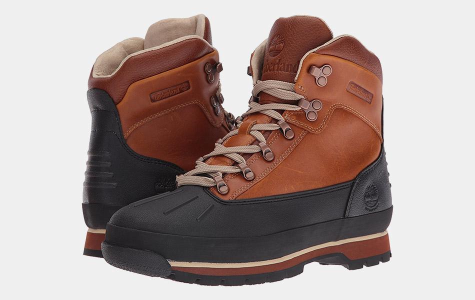 Timberland Euro Hiker Waterproof Boots