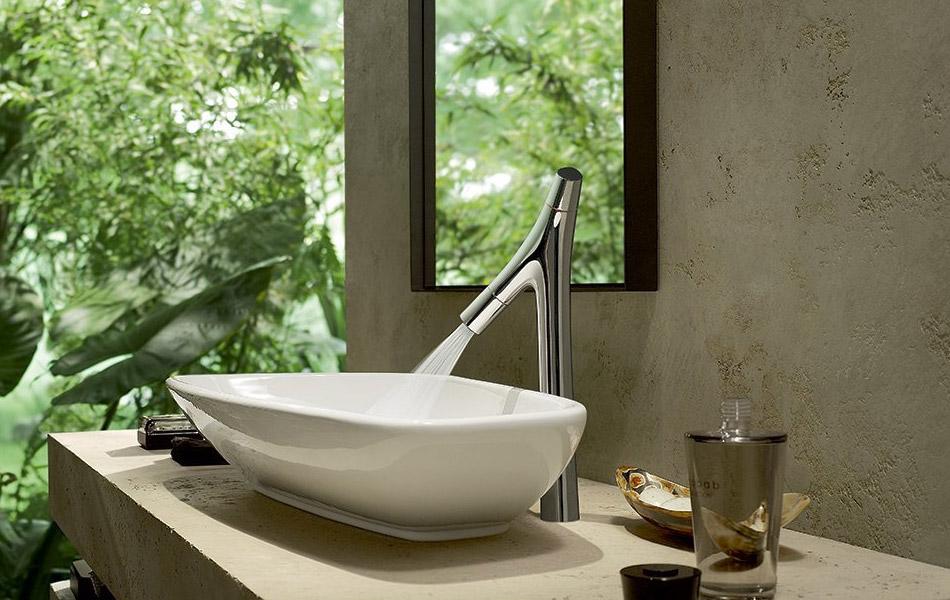 AXOR Starck Organic HighRiser Faucet