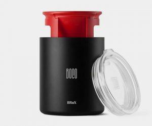 BRuX Coffee Maker Mug