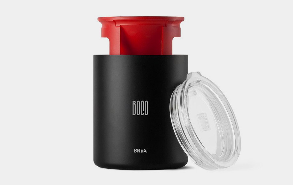 BRuX Coffee Maker Mug
