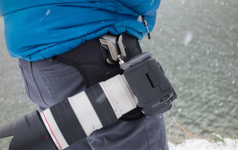 SpiderPro Camera Holster