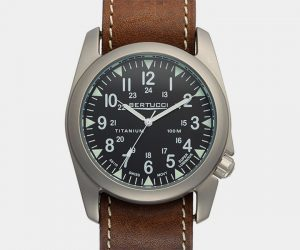 Bertucci Heritage Collection Field Watch