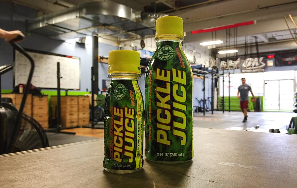 Pickle Juice Shot