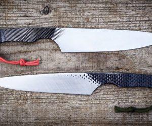 Creek Cutler Re-Purposed File Knives
