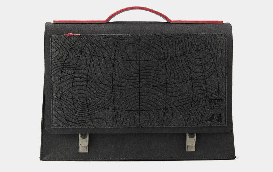 MRKT x Staple Pigeon Briefcase