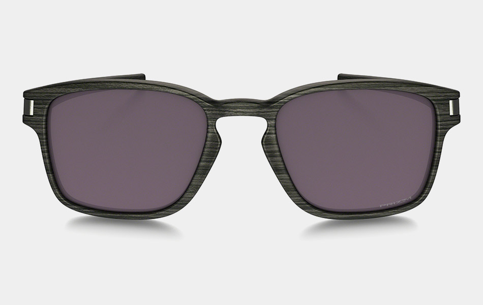 Oakley Woodgrain Collection Prizm