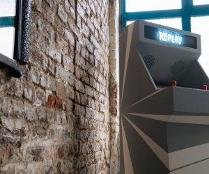 Replay Modern Arcade Cabinets