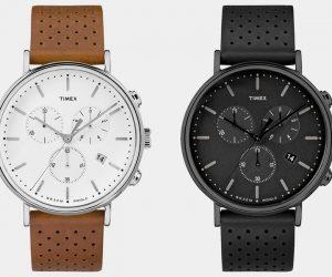 Timex Fairfield Chronograph