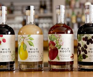 Wild Roots Distillery Infused Vodka