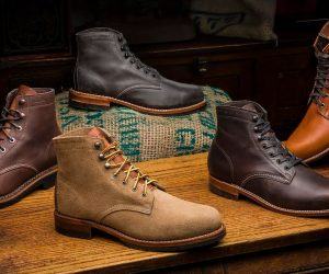 Wolverine 1000 Mile Cafe Collection