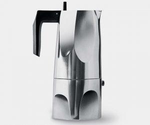 Alessi Ossidiana Stove Top Espresso Maker