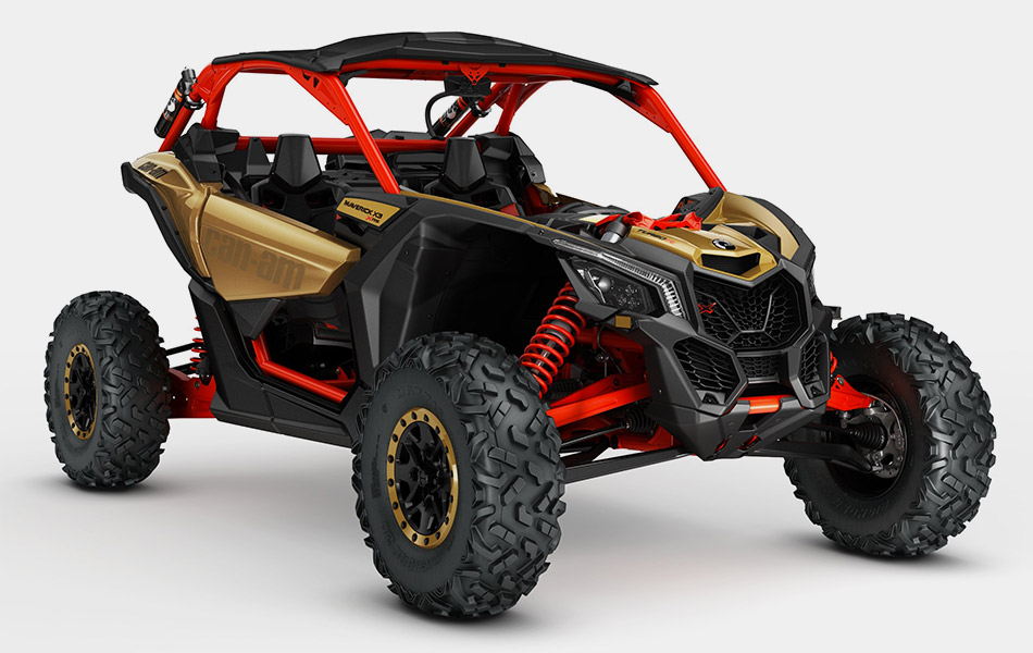 Can-Am Maverick X3 X RS