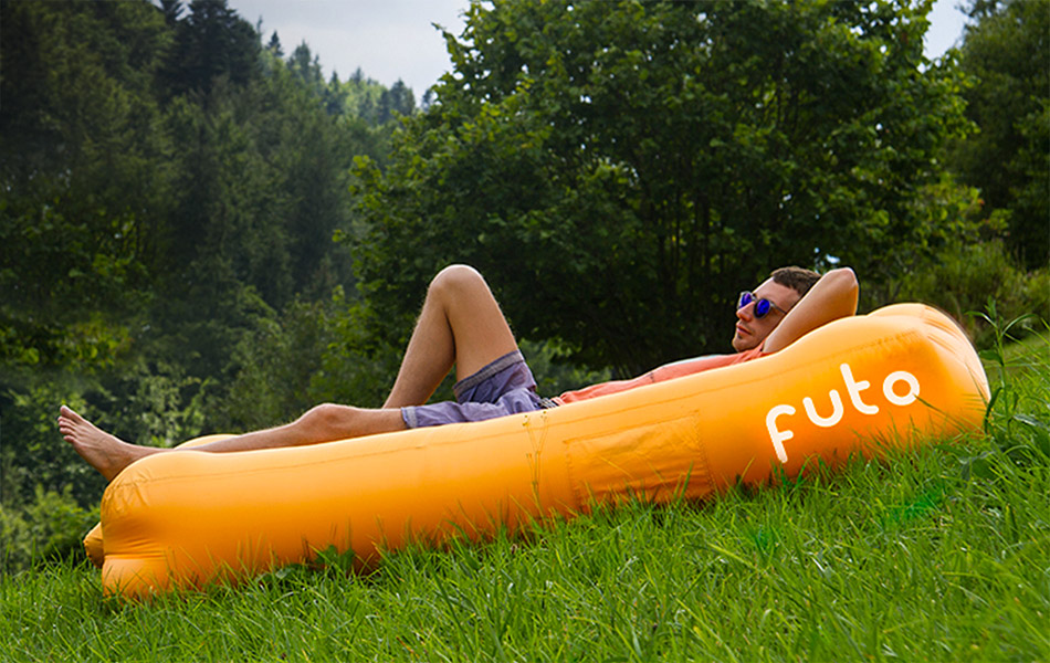 Futo Outdoor Air Mattress