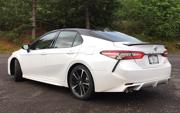 The 8th Generation Camry Was Quite An Undertaking For Folks At Toyota How Do You Fix What S Not Broken When Have Best Ing Penger