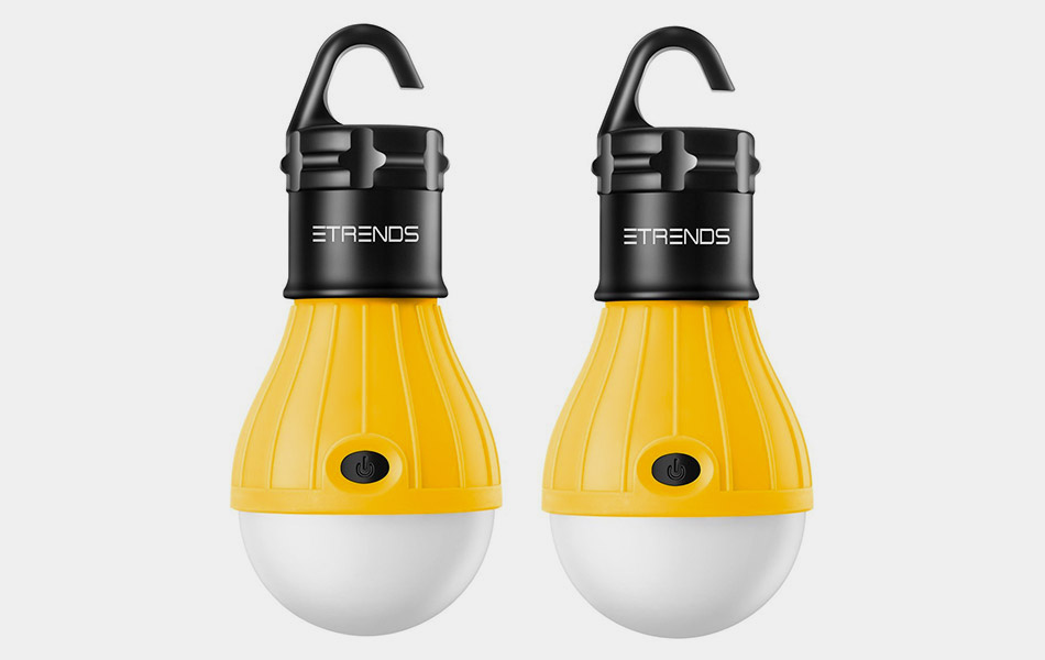 E-Trends Portable LED Lantern