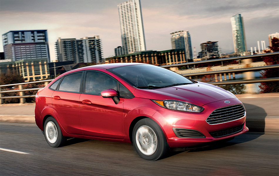 Ford Fiesta 2017 – A Revolution In The World Of Cars