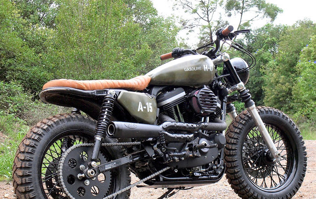 Harley Davidson Scrambler Gearculture