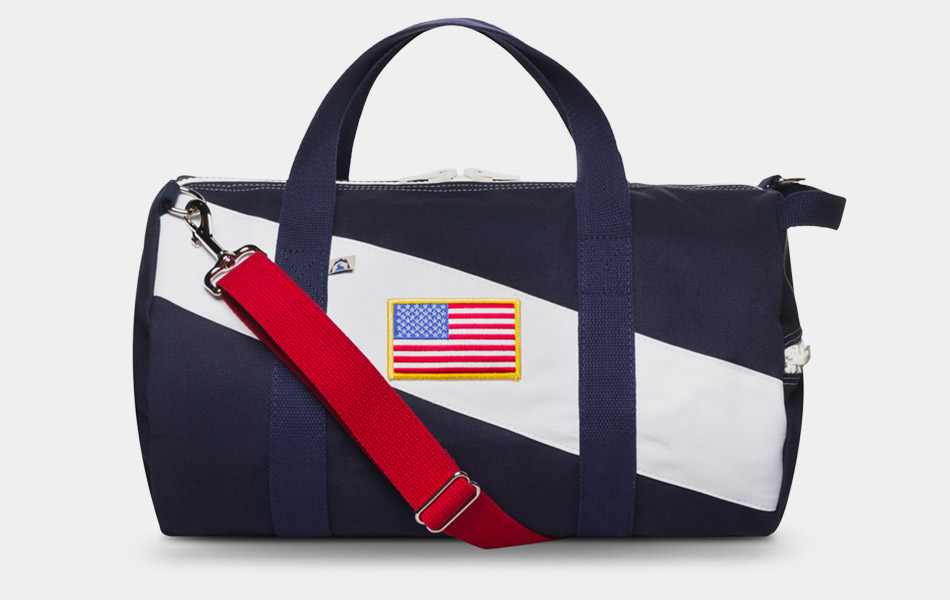 Hudson Sutler Old Glory Commuter Duffel