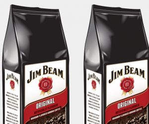 Jim Beam Whiskey Coffee