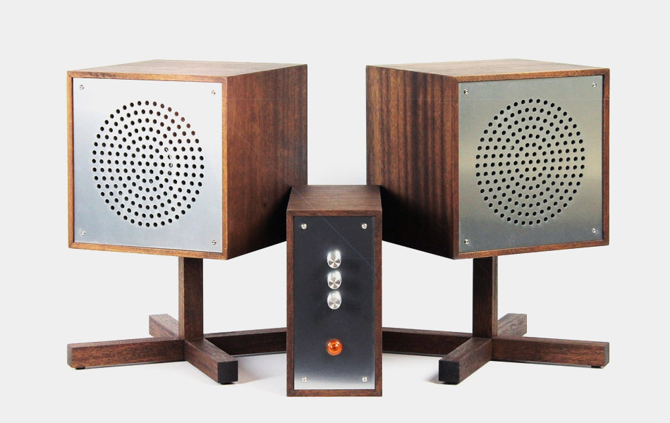 Love Hulten Limited Edition ASTOVOX Speaker