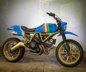 Mavericks Program Ducati Scrambler