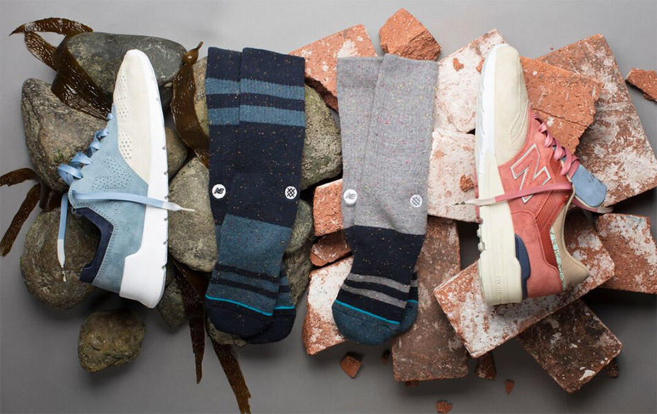 New Balance x Stance Collection