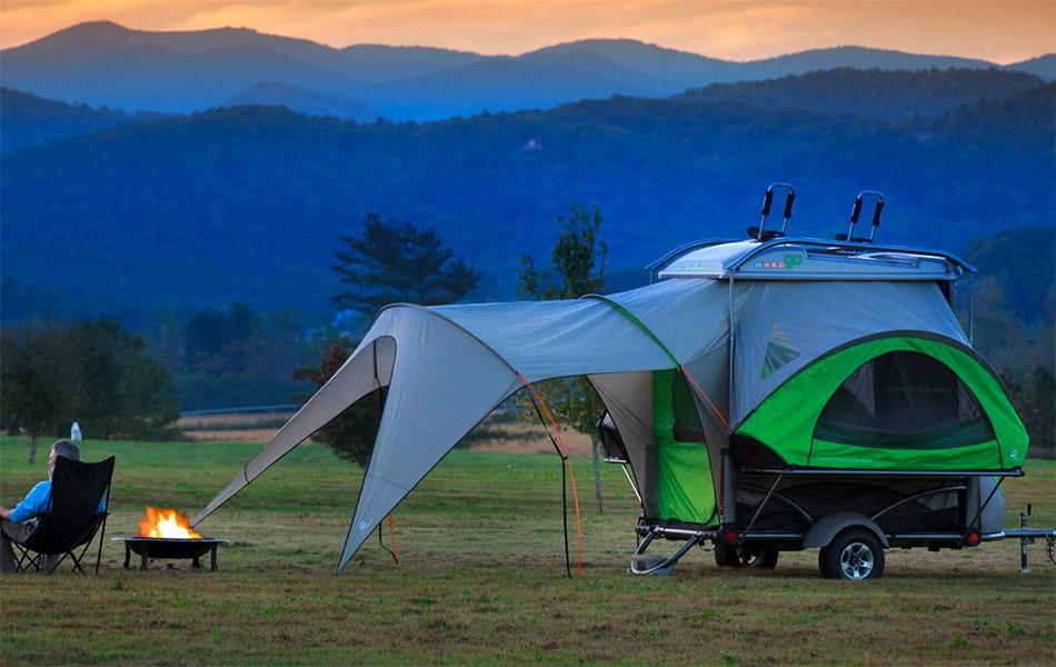 Sylvansport Go Camper