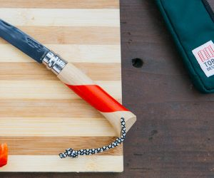 Topo Designs x Opinel No 8 Knife