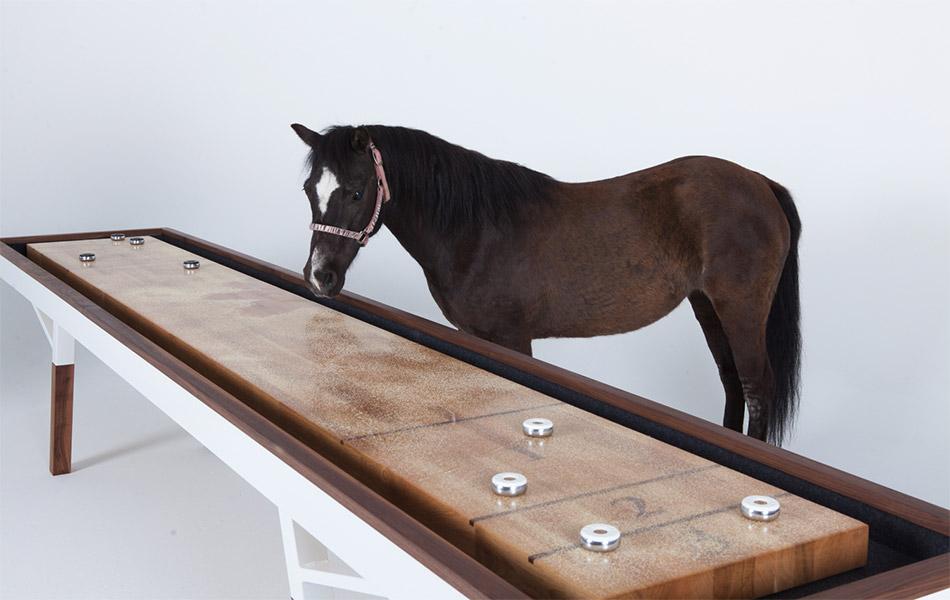 Woolsey Shuffleboard Table