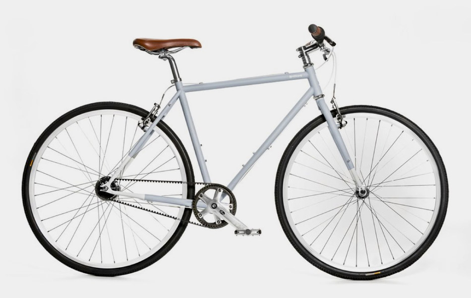 Brilliant Bicycle Co. L Train City Bike