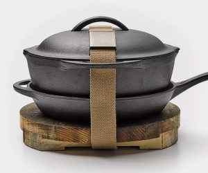Barebones Cast Iron Cookset