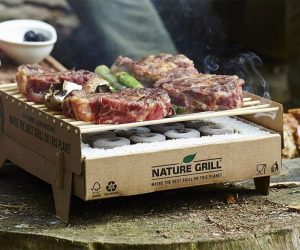 CasusGrill Biodegradable BBQ