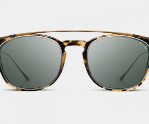 Shwood x Iron & Resin Kennedy Riding Glasses