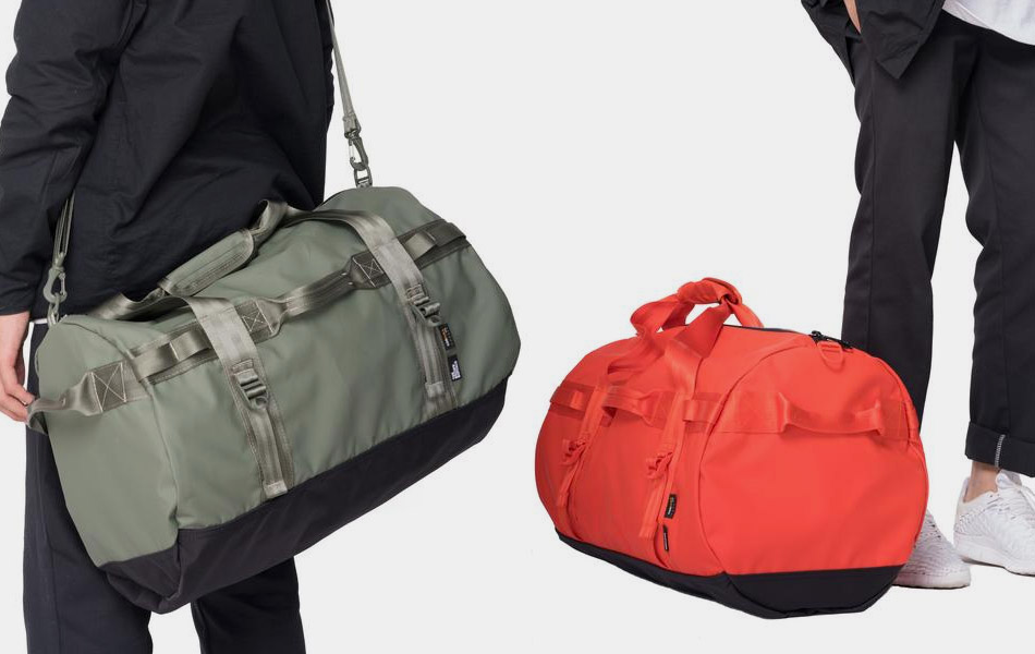 The Brown Buffalo Stormproof Duffle