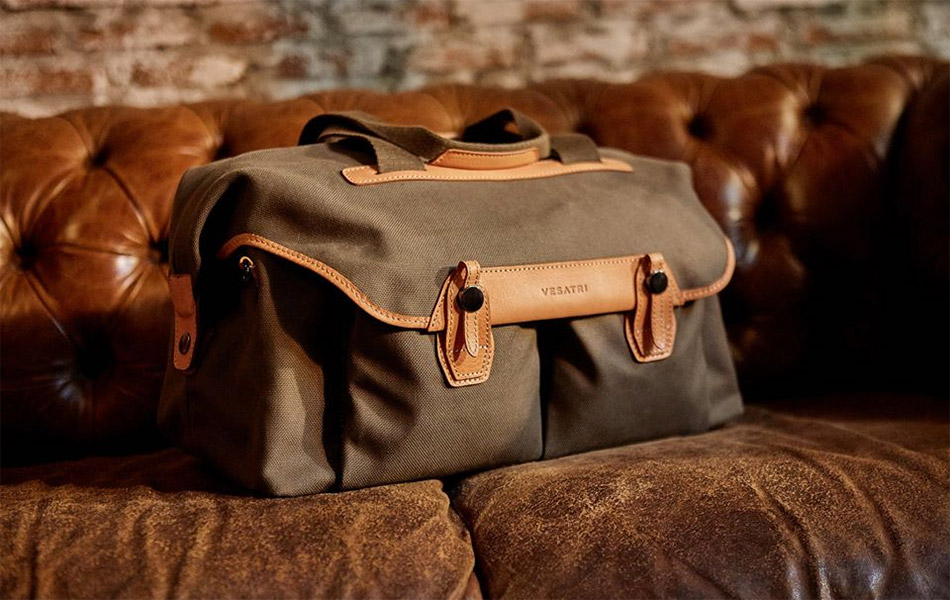 Vesatri Signature Weekend Bag