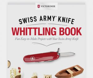 Victorinox Swiss Army Knife Whittling Book