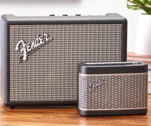 Fender Monterey & Newport Bluetooth Speakers